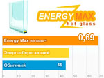 ����� ������������ �Energy Max Hot Glass�